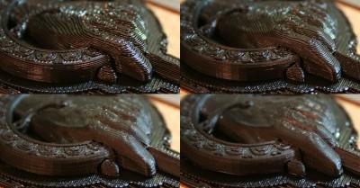 3D Print Resolution Comparisons