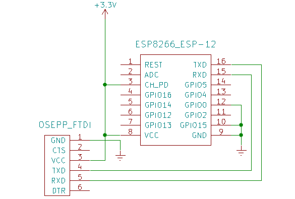 esp8266 esp 12 wiring diagram required for bootloader mode for flashing Danelectro Wiring Diagrams