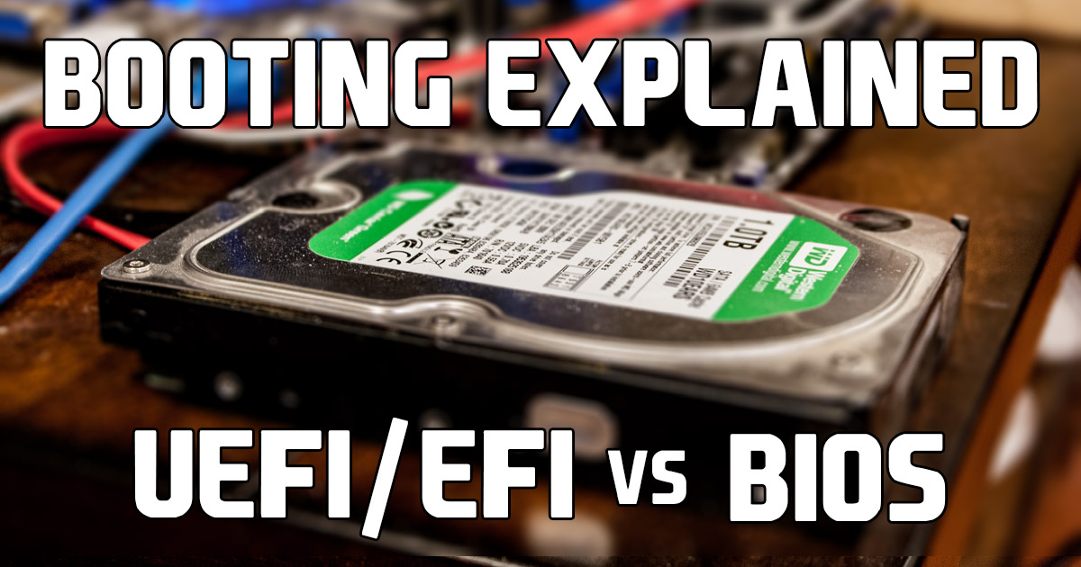 Making Sense of EFI Partitions and Dual Booting