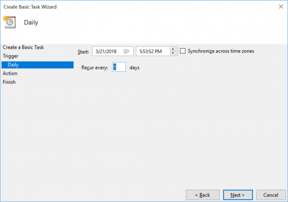 Automate Python and Windows Scheduler to Open an Excel Time
